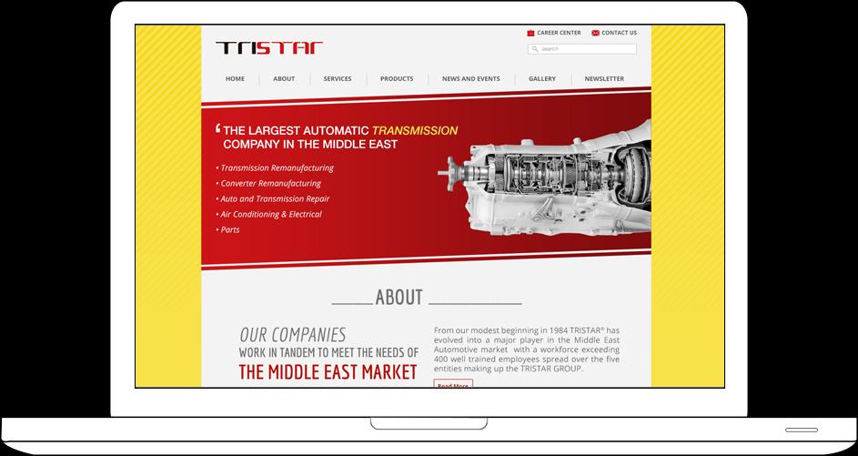Tristar Web Design & Development