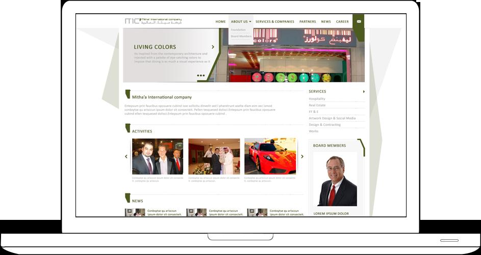 Mitha Web Design & Development