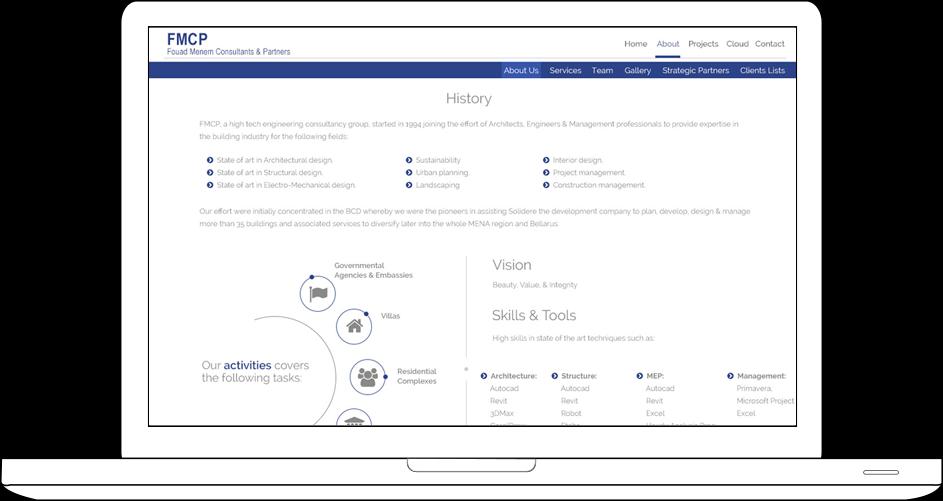 FMCP Web Design & Development
