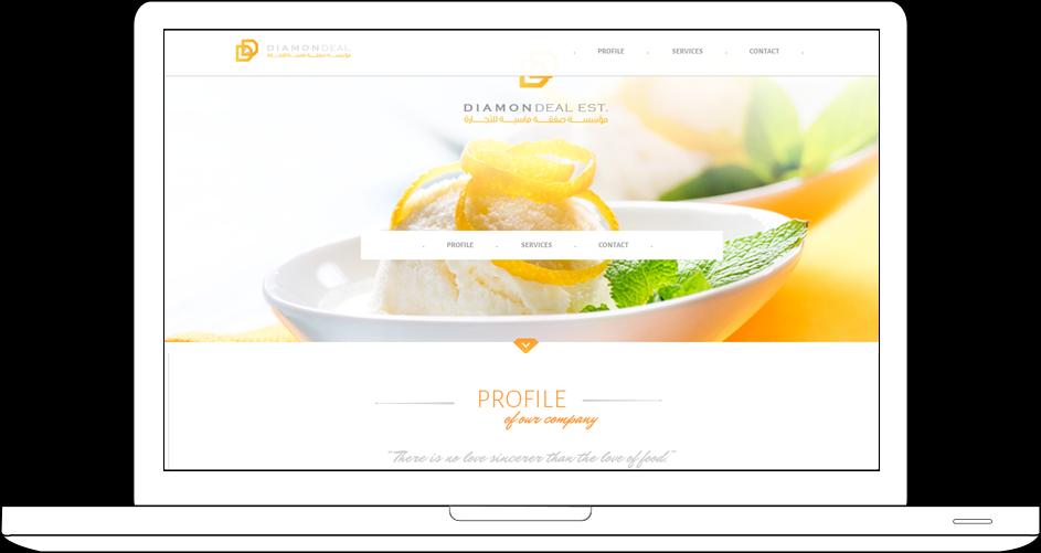 Diamond Deal Web Design & Development