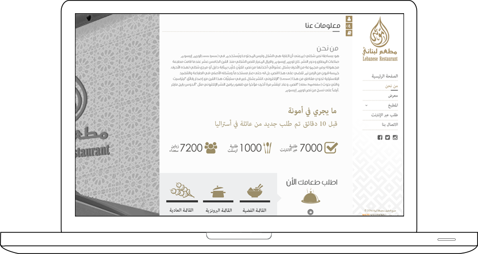 Ammouneh Web Design & Development