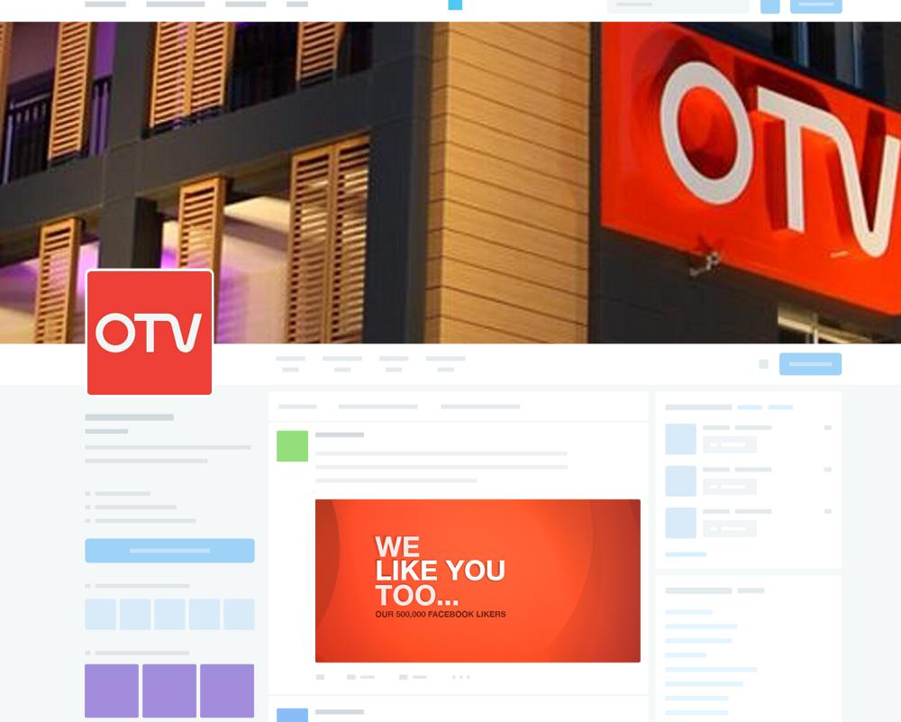 OTV Social Media