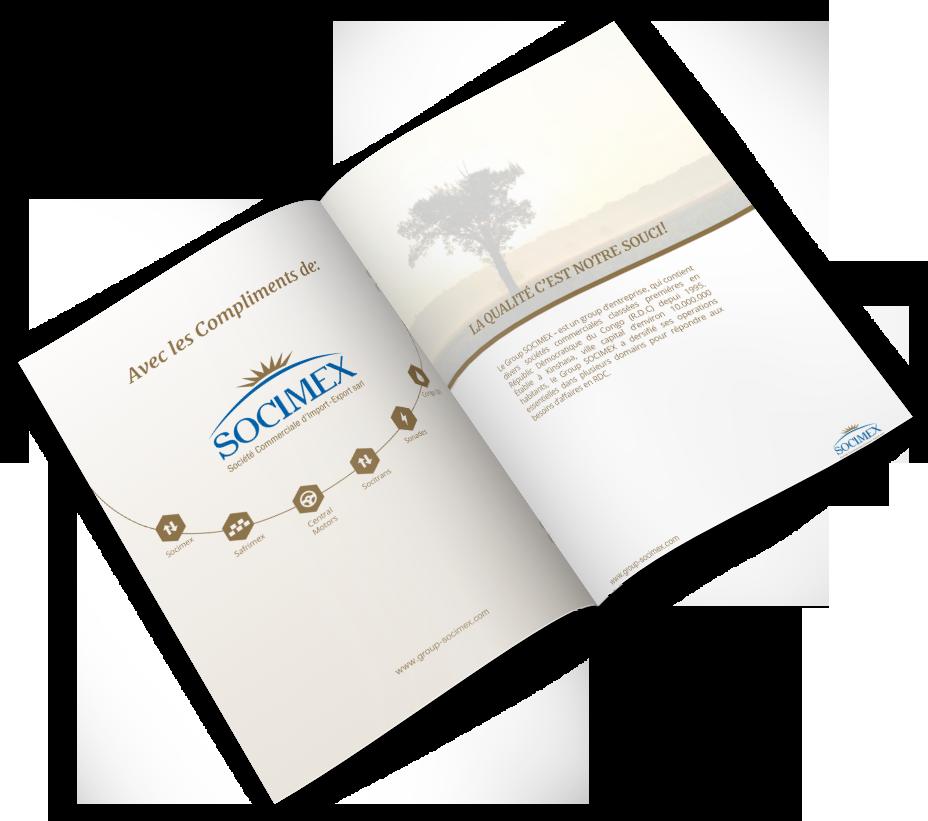 Socimex Branding