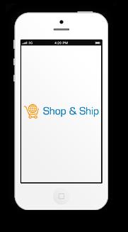 Shop & Ship Branding